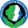 house of caring sierra leone logo